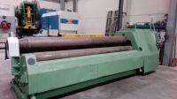 4 roll plate bøying maskin CASANOVA QC73050X10
