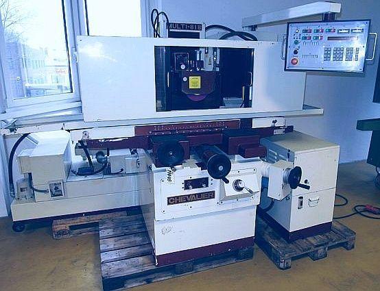 Flachschleifmaschine CHEVALIER MULTI  818 1999