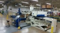 Turret Punching Machine with Laser TRUMPF TC500R-1300