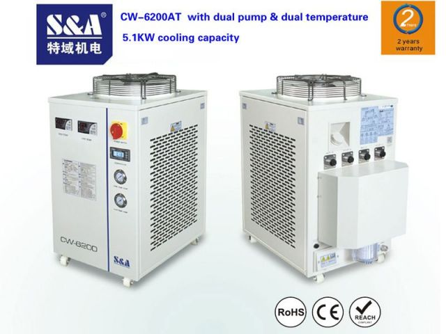 Piston Compressor Teyu CW-6200AT 2016