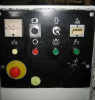 Mechanische Tafelschere STROJARNE PIESOK NTC 2000/4 1988-Bild 3