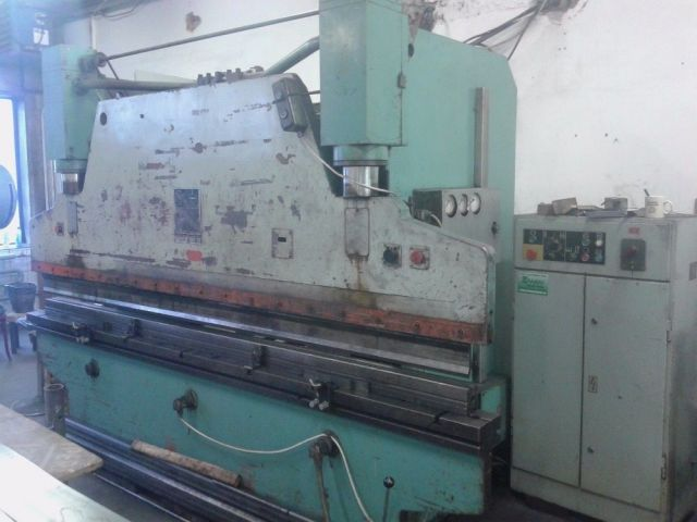 Hydraulic Press Brake PIESOK CTO 80 1969