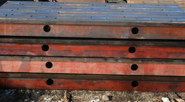 Horizontal Boring Machine Piani in ghisa 2200 x 4500 mm 2.200 x 4.500 mm 1995