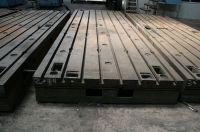 Wytaczarka pozioma Piani Stolle 2.000 x 6.000 mm