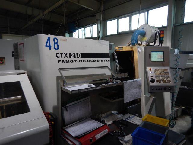 Tokarka CNC Gildemeister CTX-210 2004
