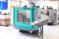 Vertikal CNC Fräszentrum DECKEL MAHO DMU 50 T