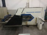 Punching Machine TRUMPF Trumatic 2000 R 1998-Photo 5