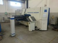 Punching Machine TRUMPF Trumatic 2000 R 1998-Photo 6
