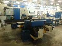 Punching Machine TRUMPF Trumatic 2000 R 1998-Photo 2