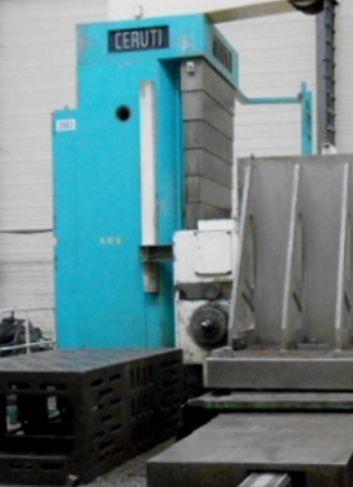 Horizontalbohrwerk CERUTI 110 CNC 2000
