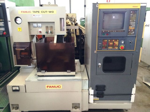 Wire Electrical Discharge Machine Fanuc W 0 1989