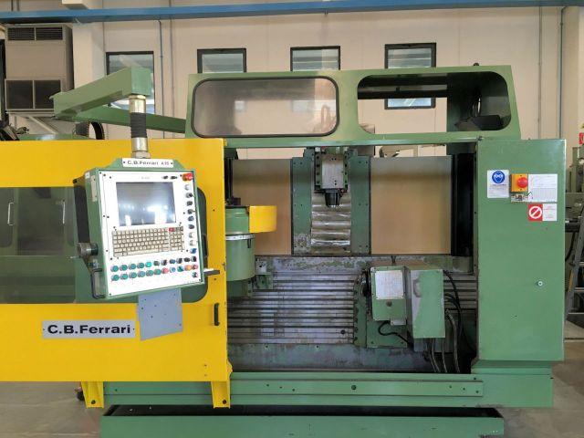 CNC freesmachine CB FERRARI A16 1993