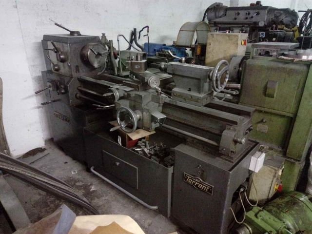 Universal Lathe TORRENT T72-42x1000 1980