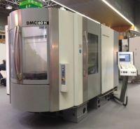 Centro de mecanizado horizontal CNC DECKEL MAHO DMC 60H