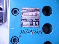 Nożyce gilotynowe hydrauliczne STROJARNE PIESOK CNTA 16/3150 1988-Zdjęcie 2