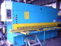 Hydraulische guillotineschaar STROJARNE PIESOK CNTA 16/3150