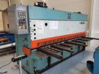 Hydraulic Guillotine Shear STROJARNE PIESOK CNTA 10/3150