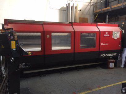 2D Laser AMADA FO-3015NT 2008