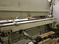 CNC Hydraulic Press Brake PACIFIC FF230-12IIS 1992-Photo 3