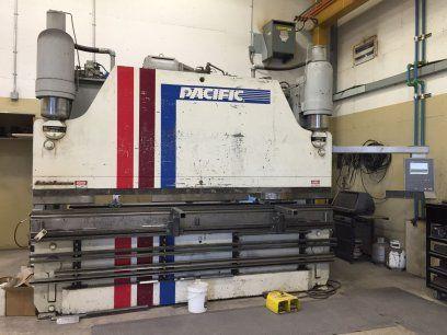 CNC Hydraulic Press Brake PACIFIC FF230-12IIS 1992