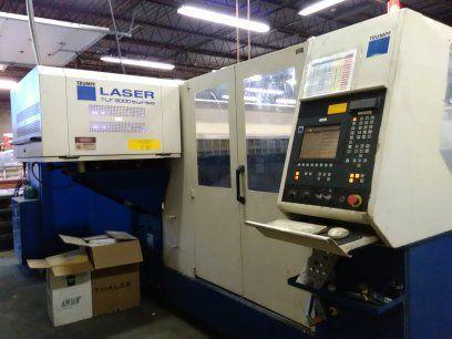 2D Laser TRUMPF L3030 2000