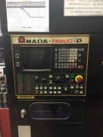 Turret Punching Machine with Laser AMADA PEGA 244 1986-Photo 3