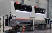 Prasa krawędziowa hydrauliczna CNC BYSTRONIC Xpert 320/8200