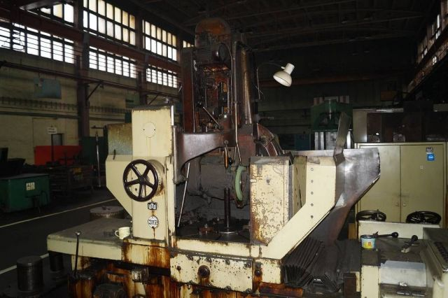 Gear Grinding Machine NILES ZSTZ 800 1987