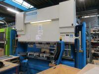 Prasa krawędziowa hydrauliczna CNC GASPARINI Xpress