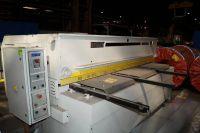 Nożyce gilotynowe mechaniczne ERMAK GMR 2600 x 4 2008-Zdjęcie 2