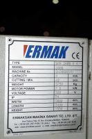 Nożyce gilotynowe mechaniczne ERMAK GMR 2600 x 4 2008-Zdjęcie 3