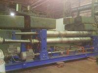 3-Walzen-Blecheinrollmaschine STROJARNE PIESOK XZMP 3150/12 2015-Bild 2