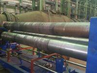 3-Walzen-Blecheinrollmaschine STROJARNE PIESOK XZMP 3150/12 2015-Bild 3