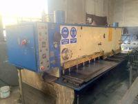 Hydraulische guillotineschaar FPA - Warszawa NGH 6