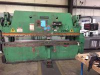 Prasa krawędziowa hydrauliczna CNC ACCURPRESS 717512