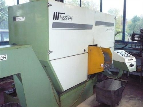Bandsägemaschine MISSLER 410 Compucut 2002
