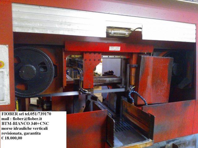 Przecinarka taśmowa BIANCO 340 CNC 2002