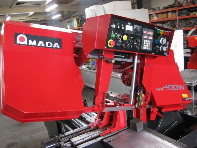 Bandsägemaschine AMADA HFA 400 W 2003