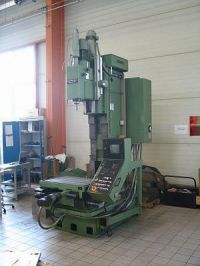 Box Column Drilling Machine ALZMETALL ABOMAT 30