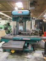 CNC Horizontal Machining Center MATSUURA MC-1500HL Mold Maker 1986-Photo 8
