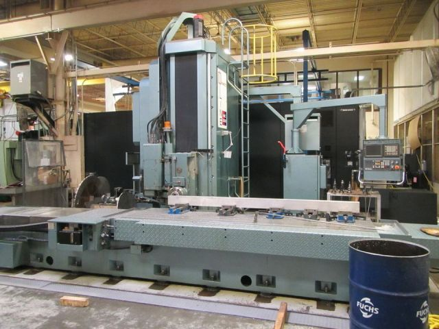 CNC Horizontal Machining Center OKAMOTO HMC-3000 1985