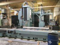 Centrum frezarskie poziome CNC OKAMOTO HMC-3000