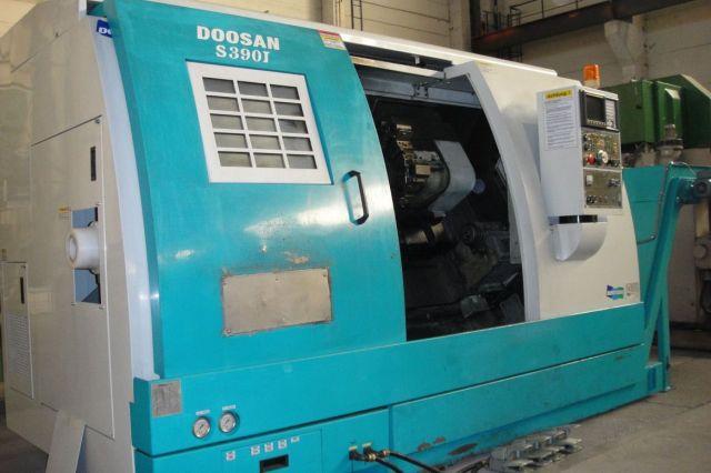 CNC-Drehmaschine DOOSAN S 390 L 2001
