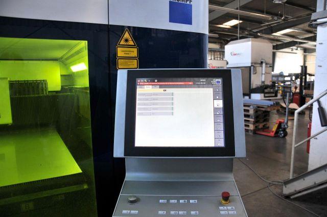 3D laser TRUMPF TruLaser 5030 2001