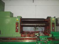 3-Walzen-Blecheinrollmaschine STROJARNE PIESOK XZMP 2000/20