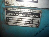 3 sklíčko ohýbačka STROJARNE PIESOK XZCT 3150/16 1988-Fotografie 8
