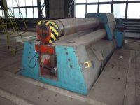 3 roll plate bøying maskin STROJARNE PIESOK XZCT 3150/16