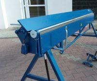Máquina de dobrar para chapa Baubras ZGR 2000 2017-Foto 7