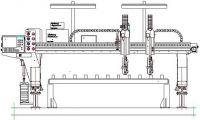 Przecinarka gazowa ECKERT SZAFIR BL2 3000 2000-Zdjęcie 8