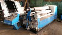 3-Walzen-Blecheinrollmaschine KAPPA 3 250/21